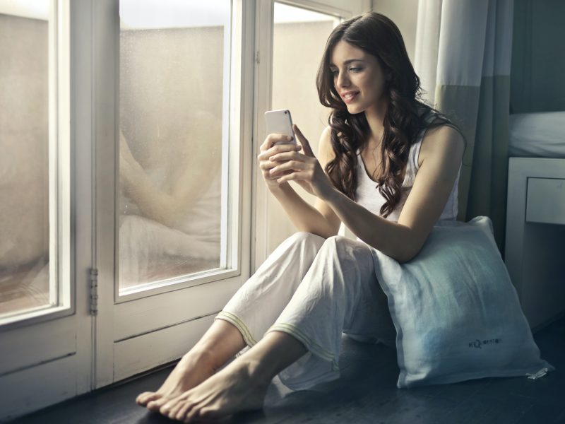 SMS VS. App Message